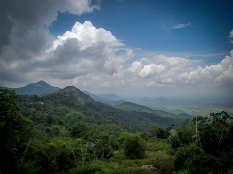 BR Hills view from temple - India Travel Forum   IndiaMike.com