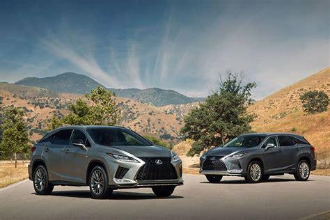 Lexus Is 2020 Reddit by Look 2020 Lexus Rx And Rxl Autobytel