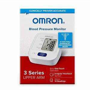 Omron Blood Pressure Machine 3 Series