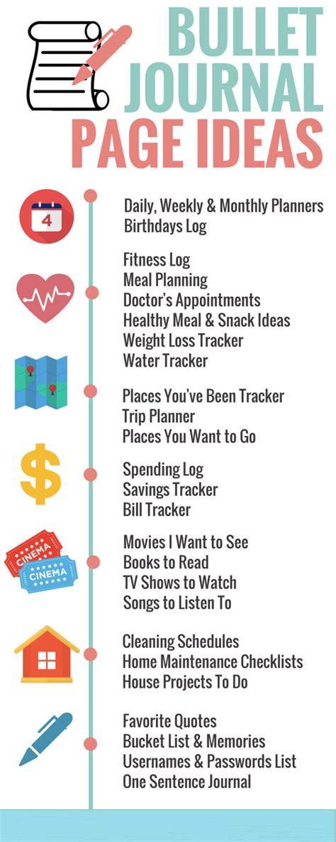monthly bill organizer notebook 39 wonderful bullet journal ideas to kickstart your new