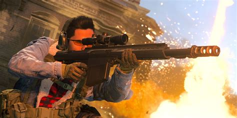 rytec amr warzone duty call warfare modern attachments cod sniper rifle