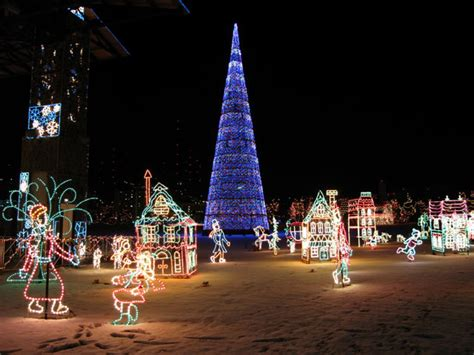duluth holiday winter events scenic pathways