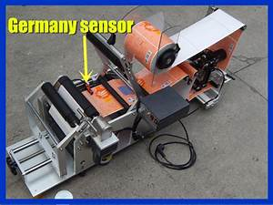 Germany sensor semi automatic bottle labeling machinebeer for Beer label machine