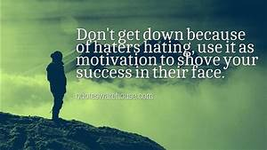 150 Hater, Jealousy Quotes That Tell Your Haters Exactly