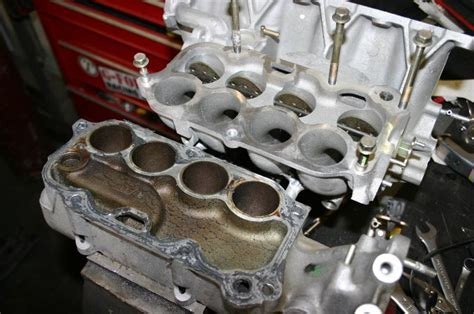 Our First Ported Oem Intake Manifold
