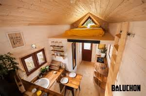 tiny home interior design the odyssee from baluchon