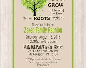 family reunion flyer template yourweek 4a3c60eca25e With sample family reunion save the date letter