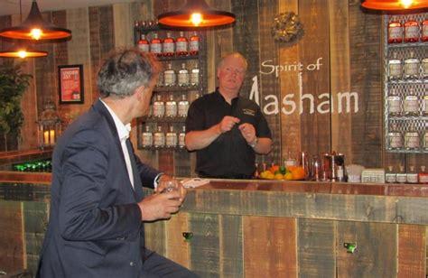 Julian Smith MP visits local gin distillery, Spirit of ...