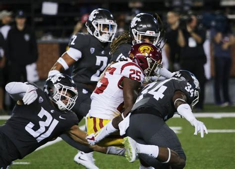 Cougars to face Trojans – The Daily Evergreen