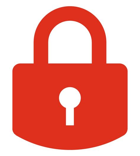 Compliance And Security - Lock Icon | Transparent PNG ...