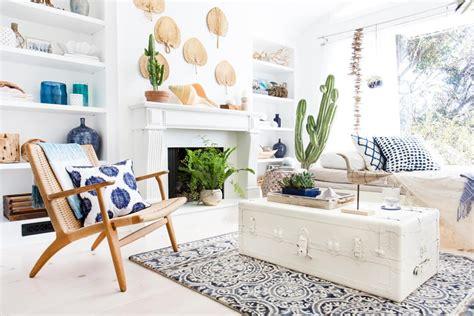 Fresh Bohemian Living Room Cococozy