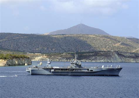 Amphibious Force Command Ship Photo Index Lcc-20 Mount Whitney