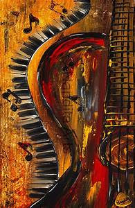 Guitar Art Prints for Sale Modern Art and Abstract Prints ...
