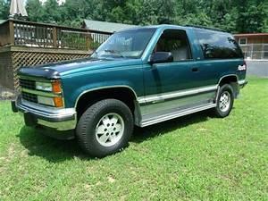Buy Used 1993 Blazer 2 Door Tahoe 4x4 Silverado   Clean