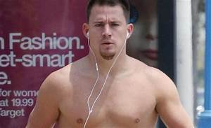 "Channing Tatum is ""fappy"" - fat and happy - All 4 Women"