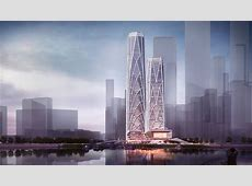 SOM CITIC Financial Center