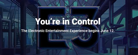 E3 2021 is coming this June as an All-Digital event | OC3D ...