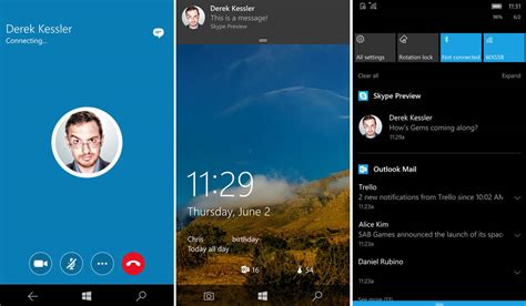 skype to mobile free skype preview for windows 10 mobile released with sms support