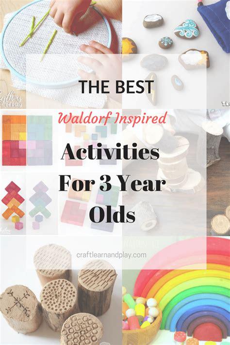 waldorf inspired activities  crafts