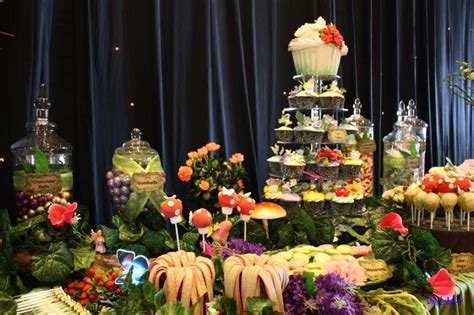 E Hanted Forestdy Buffet By Dolly Lolly Bar Food