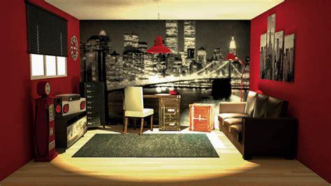 chambre city déco chambre york city