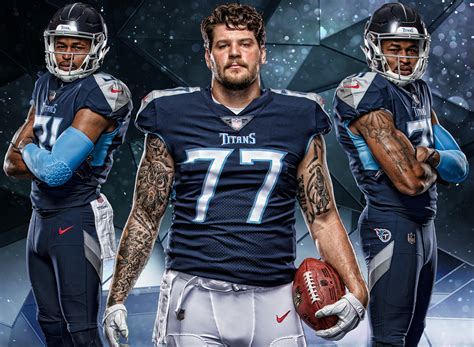 tennessee titans  uniforms revealed nflcom
