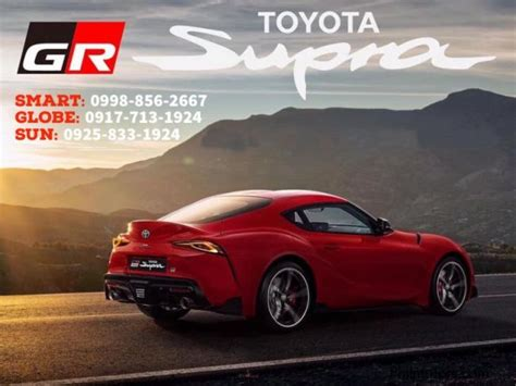 2020 avalon xle preliminary 22 city/32 highway/26 combined mpg estimates determined by toyota. New Toyota GR Supra 3.0L Philippines Model AT | 2020 GR ...