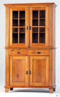 Antique Reproduction Buffets and Hutches