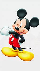 Ultra, Hd, Mickey, Mouse, Wallpaper, For, Your, Mobile, Phone, 0459