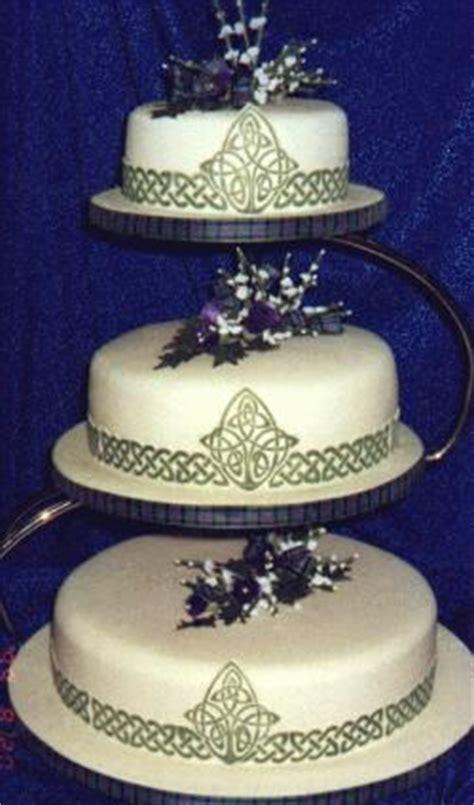 celtic wedding cake designs lovetoknow