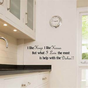 kitchen wall decals home christmas decoration With what kind of paint to use on kitchen cabinets for kitchen sayings wall art