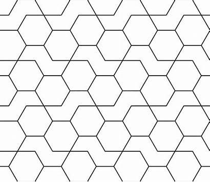 Hexagon Pattern Vector Hexagonal