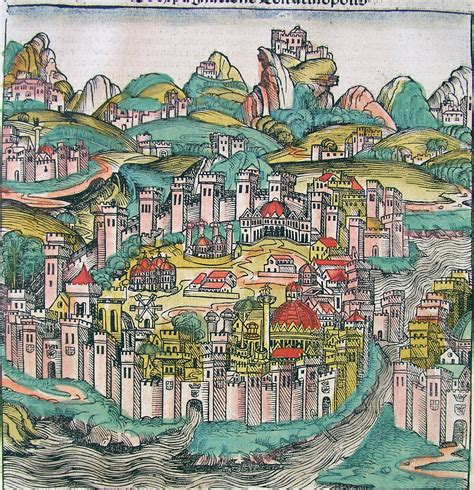 Ottomans Capture Constantinople by When The Ottomans Captured Constantinople They Renamed