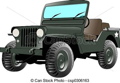 red jeep clipart dessins de nous armée jeep ceci illustration depicts