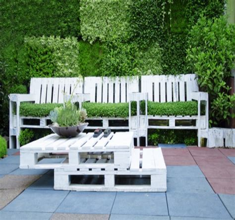 salon de jardin palette dunlopillo with fabriquer un salon de jardin en palette