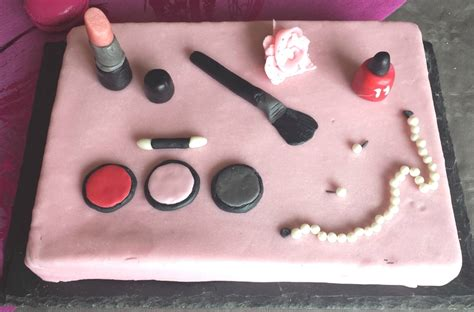 pate pour maquillage un anniversaire f 234 t 233 en beaut 233 mag cuisine