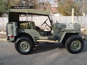 Military Jeeps Vietnam