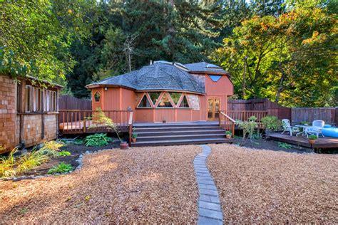 incredible geodesic dome home