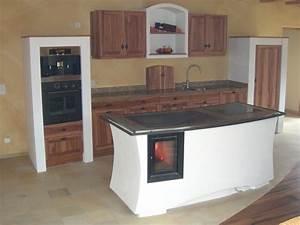 Kuchen grandl sauna und innenausbau gmbh for Holzherd küche
