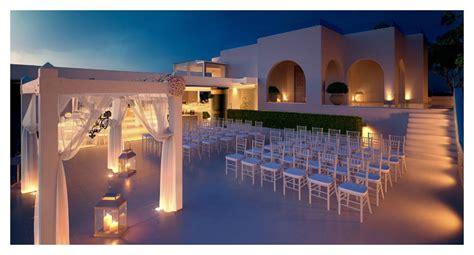 7 Must-see Santorini Destination Wedding Venues