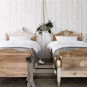 Bett Skandinavisches Design : schlafzimmer skandinavisch einrichten 40 tolle ~ Michelbontemps.com Haus und Dekorationen