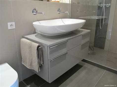 carrelage salle de bain grand format carrelage grand format salle de bain inside cr 233 ation