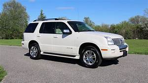 2007 Mercury Mountaineer Premier Awd For Sale