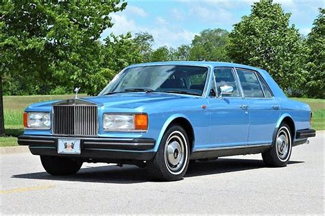 Cheap Luxury '81 Rollsroyce Silver Spirit Classiccars