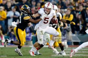 Christian McCaffrey Stanford Rose Bowl