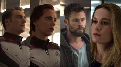 Avengers Endgame New Trailer Makes Superheroes Revisit