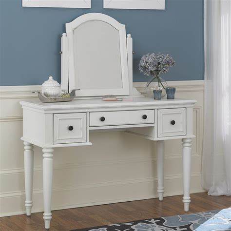 Kohls Bedroom Table Ls by Home Styles Bermuda 2 Pc Vanity Table Mirror Set In