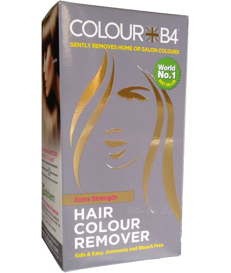 color remover hair colour b4 hair dye colour remover strength hair