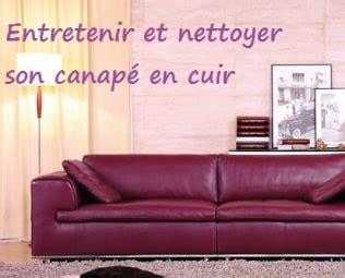comment entretenir un canapé en cuir nettoyer canape cuir 28 images comment nettoyer un