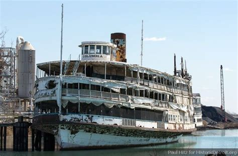 Old Boblo Boat tf4 to shoot on old boblo boat and nicholson terminal dock